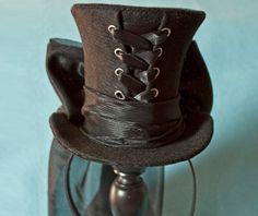 Amazing corset tophat