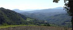 #Appennino #ToscoEmiliano #Panorama da #Lagrimone #Riserva della #Biosfera #Unesco #Biosphere #Reserve #Appennin