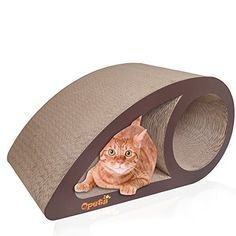 Qpets Cat Scratcher 1 Pack SmallMedium ** Click image to review more details.(This is an Amazon affiliate link and I receive a commission for the sales)