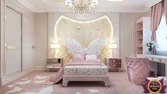 Kids bedroom interior design by Katrina Antonovich, Katrina Antonovich
