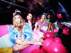 Little Mix for Wonderland Magazine