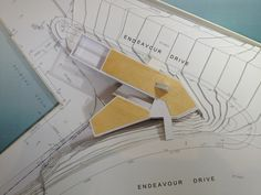 Proposed Harbourside centre, South coast NSW Australia by POC+P architects,