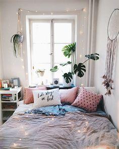 46 best dorm color schemes for your freshman dorm room 16 Room Makeover, Room, Home Bedroom, Bedroom Design, House Rooms, Home Decor, Room Inspiration, Dorm Room Decor, Dream Rooms