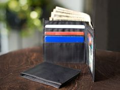 Thin Wallet by Allett:: The Grommet