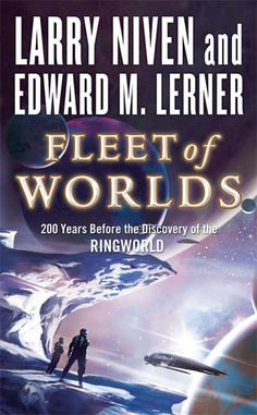 First book of a prequal to Ringworld, cool.