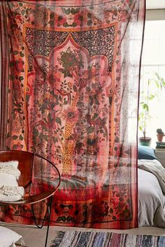 ☮ American Hippie Bohéme Boho Lifestyle ☮ Curtain More