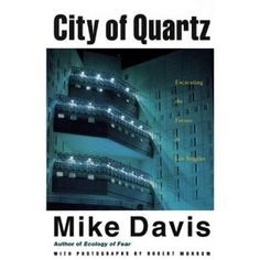 """""""City of Quarts"""" by Mike Davis. A series of essays about the history and current social structure of Los Angeles. Quite academic but fascinating.  This book is recommended for groups attending our South Los Angeles site.   http://www.amazon.com/City-Quartz-Excavating-Future-Angeles/dp/0679738061"""