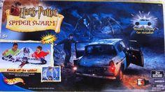 HARRY POTTER RARE HTF HOT WHEELS  SPIDER SWARM (2002)