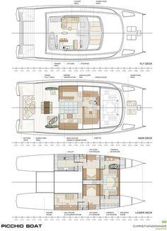 Picchio Boat plans
