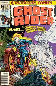 Cavalcade Comics 04a - Ghost Rider vs Ghost Rider
