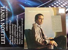 Paul Simon Greatest Hits, Etc. LP Album Vinyl Record CBS10007 A1/B1 Pop 70's Music:Records:Albums/ LPs:Pop:1970s