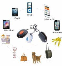 iphone tracking keyring