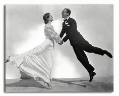 ELEANOR POWELL and FRED ASTAIRE, 1940.