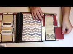 ▶ There are some really cool pockets in this and I like the postcards. Travel Mini Album, Teresa Collins-Far Away - YouTube
