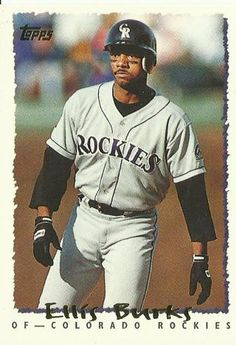 Free: 1995 Topps Ellis Burks - Sports Trading Cards - Listia.com Auctions for Free Stuff