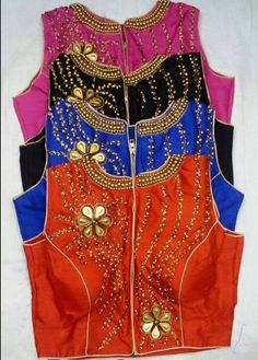 PartyWear Designer Blouses   Buy Online Designer Readymade Blouse   Elegant Fashion Wear