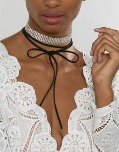 Ashiana Gem Studded Choker Necklace