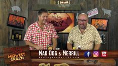 Tips from the grill! Mad Dog & Merrill showing you how to make pork candy on the grill. #maddogandmerrill #whyigrill #looksdelicious #grillingtips #whatsfordinner #midwestgrilln