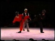 Drew Stagi vs Tim Bennett at 1998 Bluegrass Nationals Karate Tournament