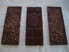 Rezepte - Süßigkeiten, Snacks & Naschereien - vegane Schokolade selber machen (vegan & glutenfrei)