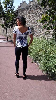 #etplus #saint-lo #mode #femme #vetements #teeshirt #mariniere #pantalon