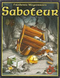 Saboteur http://boardgamegeek.com/boardgame/9220/saboteur