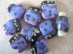 stoursglass  Lampwork Beads by stoursglass on Etsy, $26.00