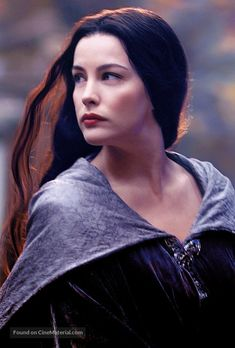 The Lord of the Rings: The Return of the King key art Thranduil, Legolas, Aragorn, Liv Tyler, High Fantasy, Tolkien, Arwen Undomiel, Winter Typ, Dark Lord