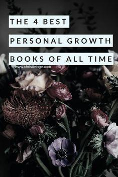 personal growth books | personal development | self help books | self improvement