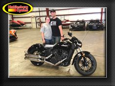 Thanks to Heather and Patrick Craig from Pass Christian MS for getting a 2017 Indian Scout Sixty at Hattiesburg Cycles #indian