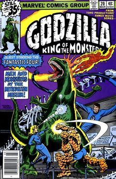I friggin' LOVED Godzilla growing up. I would have paid all the allowance ever for this...