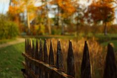 little country fence