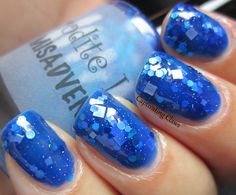 Captivating Claws- Misadventure from Aphrodite Lacquers