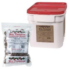 Mrs. Pastures Cookies for Horses - 35 lbs. [Misc.] . $169.95