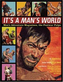 "Men Adventure Magazines Covers | larger cover image of ""It's a Man's World: Men's Adventure Magazines ...  Toothaches can be killer painful . . ."