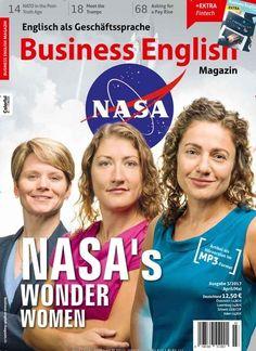#NASA's Wonder #Women 🚀  Jetzt in #BusinessEnglish Magazin:  #englischlearning #Englischlernen #Englisch #Frauenpower