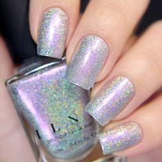 ILNP - Chit Chat (2017 Spring Color Kissed Ultra Holo Collection)