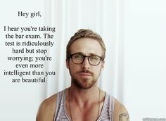 """Hey Girl - Ryan Gosling - Provocative Student"" 