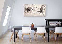 Laura B Artworks | Saatchi Art Abstract Art For Sale, Link Art, Elephant Art, Mama Elephant, Art Doodle, Contemporary Artwork, Large Painting, Acrylic Colors, Acrylic Art