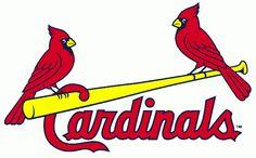 Current St. Louis Cardinals logo