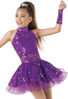 Weissman™ | Sequin Lace Glitter Tulle Halter Dress