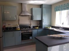 Fusion Show home Kitchen