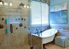 Bathroom remodel idea.