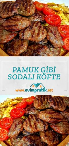 Turkish Kitchen, Kebab Recipes, Meatball, Pot Roast, Food And Drink, Pasta, Lunch, Dinner, Cooking
