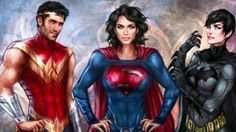 40 Times Genderbent Fan Art Was Incredible (via Dorkly) | some of these are GORGEOUS!