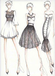 From: http://confessionsonafashionfloor.blogspot.it / https://www.facebook.com/confessionsonafashionfloor  Fashion Designer: Carmen Vulcano.