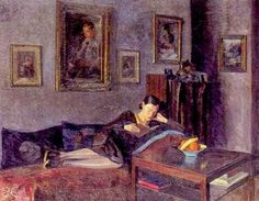 Filed under: Art, Books Tagged: Art, Books, Feininger, Gabain, Magritte, Mucha
