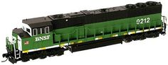 Atlas N Scale EMD SD60M Diesel Locomotives at BLW.