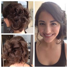 Prom hair by chrissy