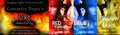 My HOT vampire trilogy - and it's all m/m